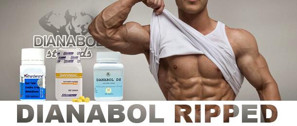 Aufbau fettfreier Muskelmasse mit Dianabol